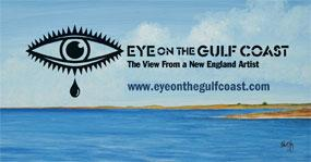 New England Artist To Put Eye On The Gulf.